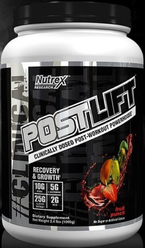Nutrex Post Lift