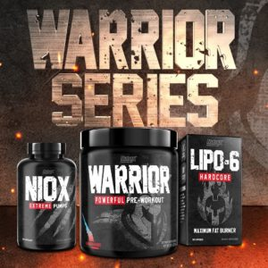 Nutrex Research The Warrior Series