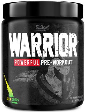 Nutrex Research Warrior Sour Drop