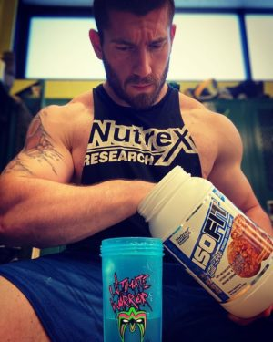 Nutrex research Warrior Zone IsoFit