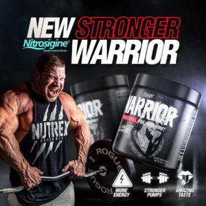 Nutrex Warrior Nitrosigine