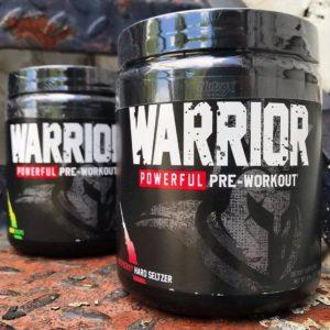 Nutrex Warrior Pre Graphic