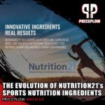 Nutrition21 Sports Ingredients