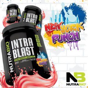 NutraBio NY Punch Intra Blast