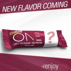 OhYeah! ONE Bar Mystery Flavor