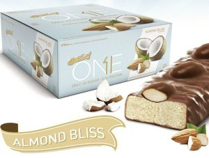 OhYeah! One Bar Almond Bliss Inside