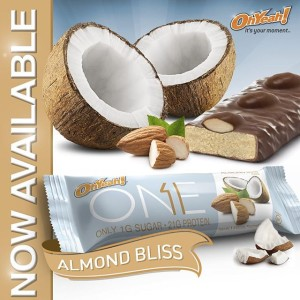 OhYeah! One Bar Almond Bliss Now