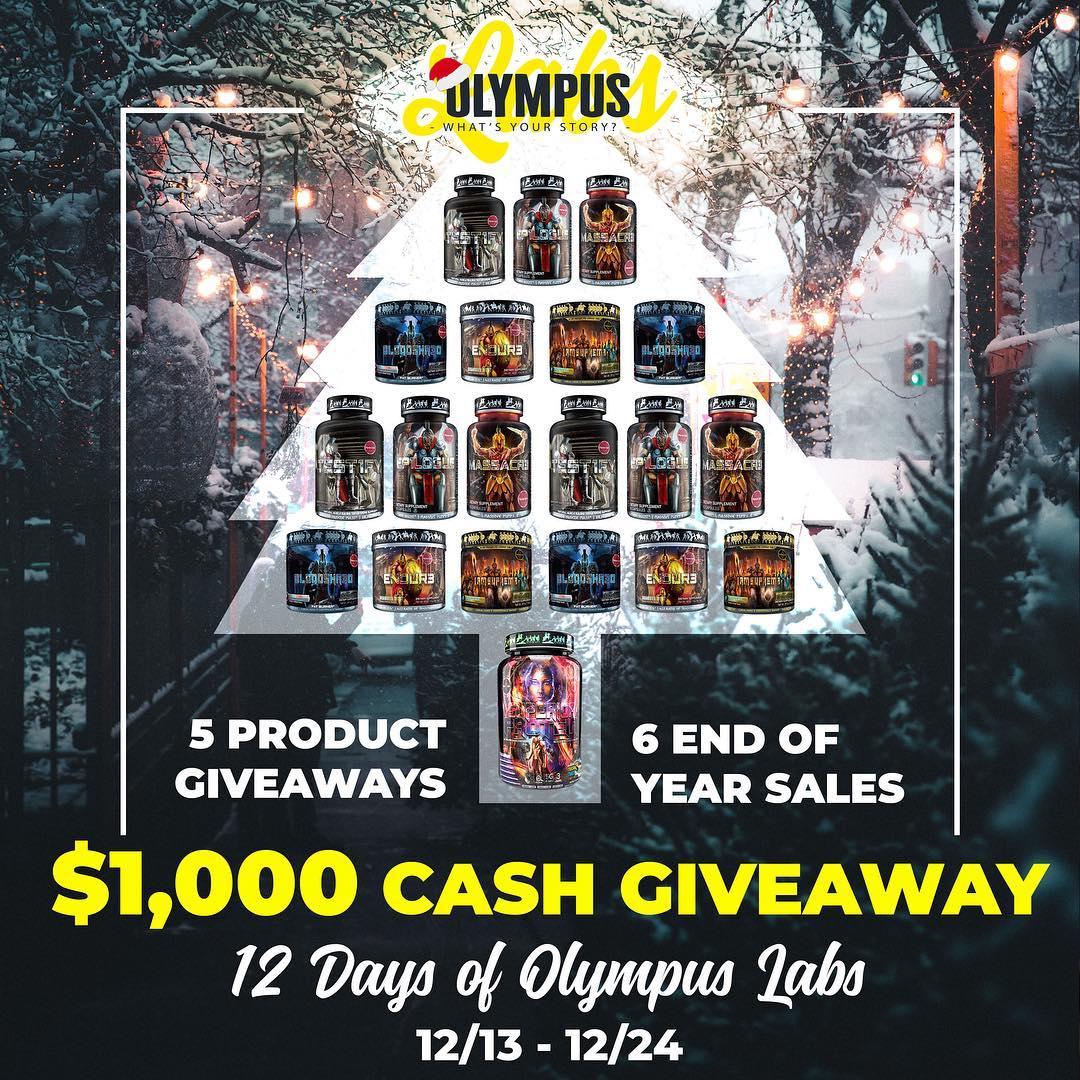 Olympus Labs 2018 Contest