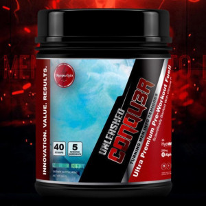 Olympus Labs has created a new version of their pre workout Conqu3r. We got to beta-test it and here are our thoughts!