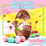Olympus Labs Easter Contest 2019