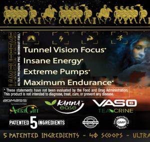 Olympus Labs I Am Suprem3 Black Magic Benefits