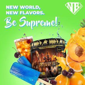 Olympus Labs I Am Suprem3 Black Magic Flavors