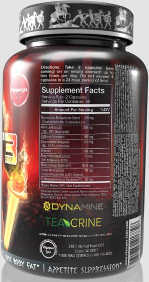 Olympus Labs Ignit3 New Formula