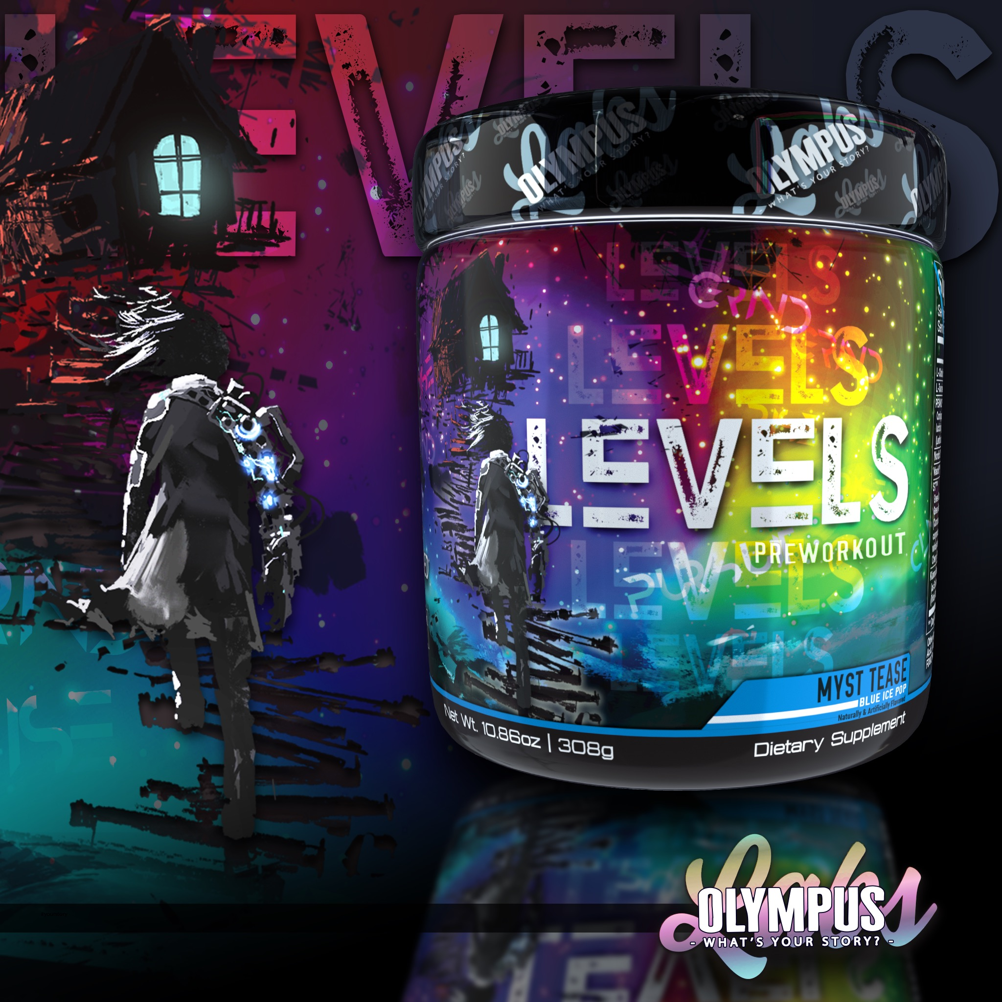 Dmaa Pre Workout >> Olympus Labs Levels: The Next-Level Worldwide Pre Workout