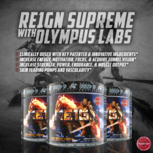 Olympus Labs Re1gn Supreme