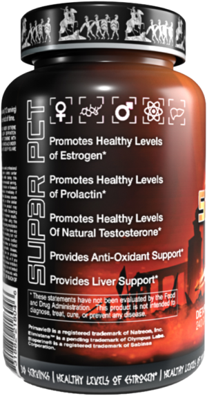 Olympus Labs Sup3r PCT Benefits