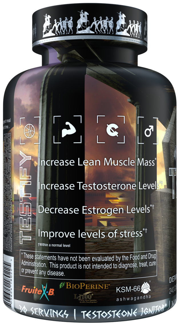 Olympus Labs Test1fy: A Testosterone Booster with an Anabolic Edge