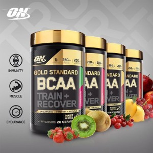 ON Gold Standard BCAA Flavors