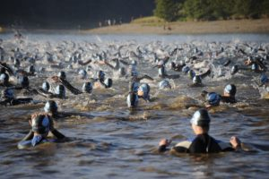 Open Water Endurance Athletes