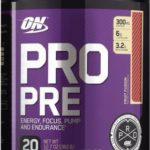 Optimum Nutrition Pro Pre
