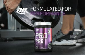 Optimum Nutrition Pro Pre Performance