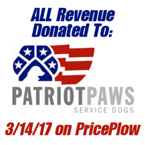 Patriot PAWS Promotion