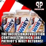 Patriot's Whey