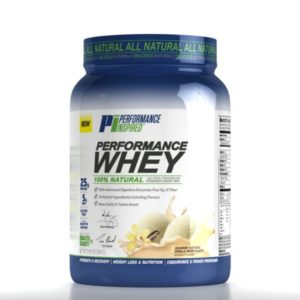 Performance Inspired Performance Whey