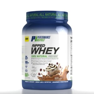 Performance Inspired Ripped Whey