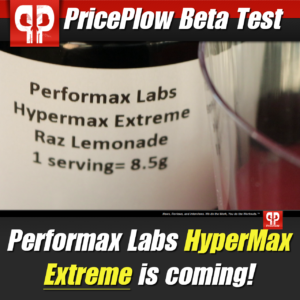 Performax Labs HyperMax Extreme Preview