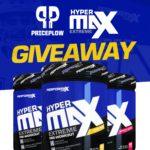 Performax Labs Hypermax Extreme Priceplow Giveaway