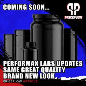 Performax Labs 2021 Rebrand Teaser