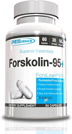 PES Forskolin-95+