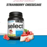 PEScience Protein Strawberry Cheesecake