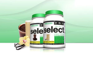 PES Select Vegan Protein Stack