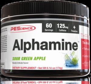 PEScience Alphamine Sour 2020