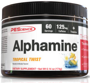 PEScience Alphamine Tropical Twist 2020