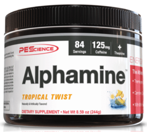 PEScience Alphamine Tropical Twist