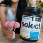 Select Select Protein Cake Pop