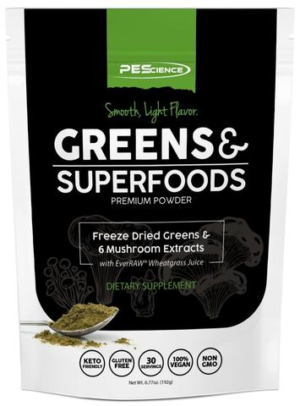 PEScience Greens Front