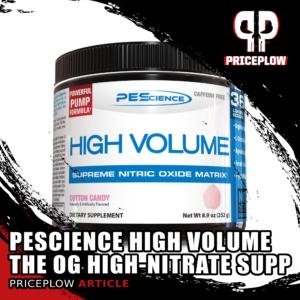 PEScience High Volume