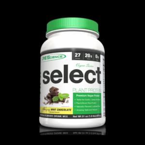 PEScience Mint Chocolate Select Vegan Protein