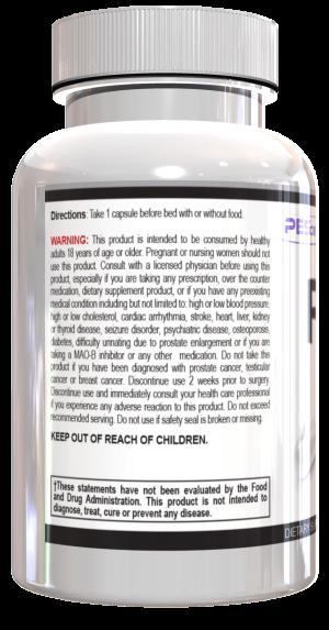 PEScience REM-3 Label