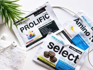 PEScience Sample Packs