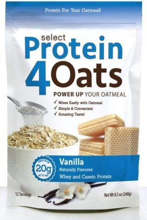 PEScience Select Protein 4 Oats Vanilla