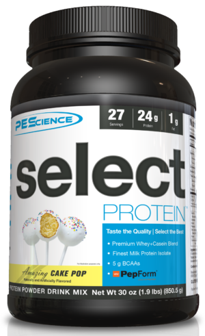 PEScience Select Protein Cake Pop