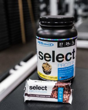 PEScience Select Protein Powder Bar