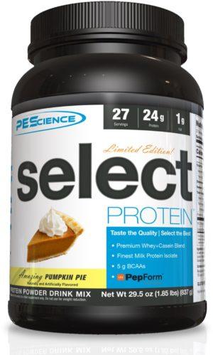 PEScience Select Protein Pumpkin Pie