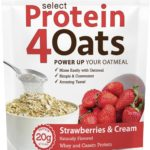 PEScience Select Protein 4 Oats Strawberries & Cream