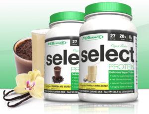 PEScience Select Vegan Protein Chocolate Vanilla